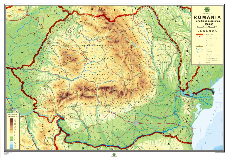 Mapmag Ro Romania Terkepek 1 Oldal 50 Carto Service