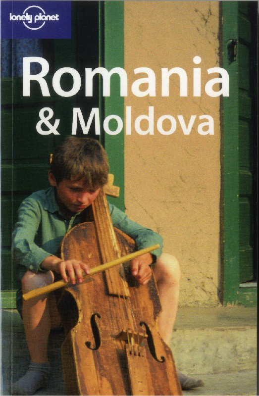 Románia, Moldova (Lonely Planet)